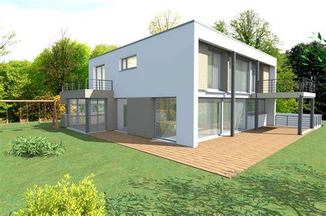 plan plain pied 2 chambres plan de maison maison contemporaine étage