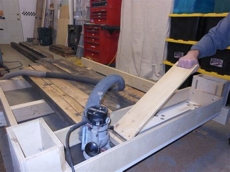 super glide recycled roubo workbench  prepping