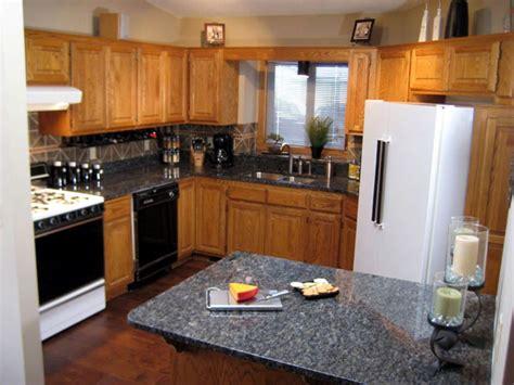 countertop ideas for kitchen granite kitchen countertop tips diy