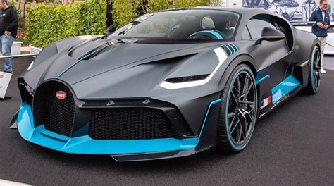 Price Of A New Bugatti by New Bugatti Divo Is It Worth 6m Cars247