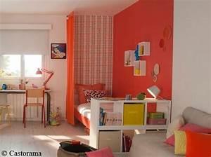 Idees Deco Chambre : 2 enfants 1 chambre 5 id es d co elle d coration ~ Melissatoandfro.com Idées de Décoration