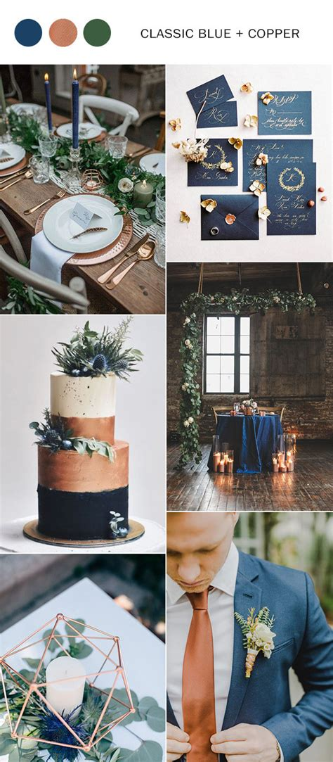 pantone color   year  classic blue wedding color
