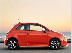 2017 Study Fiat 500e Still the FastestSelling Used Car