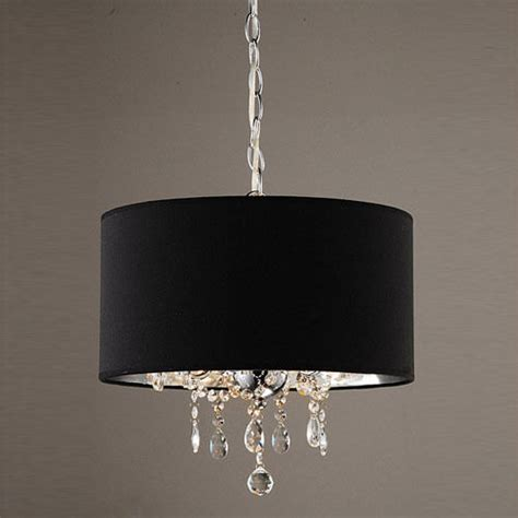 Black Chandelier Shade by Modern Ceiling Lighting Chandelier Pendant Fixture