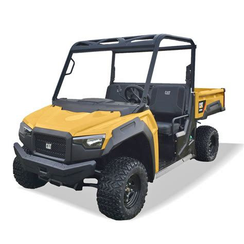 Utility Vehicle by Caterpillar Cat New Caterpillar Utility Vehicles Deliver