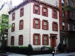 italianate style house nyc the oldest building in the thombradley