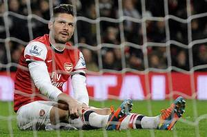 We're tired! Olivier Giroud admits Arsenal stars are ...