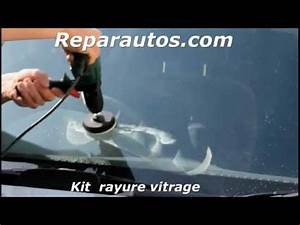 Kit Rayure Vitrage : kit efface rayure vitre ~ Premium-room.com Idées de Décoration