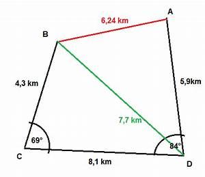 Maßstab Berechnen 4 Klasse : ma stab berechnen einer strecke vierte seite eines vierecks mathelounge ~ Themetempest.com Abrechnung