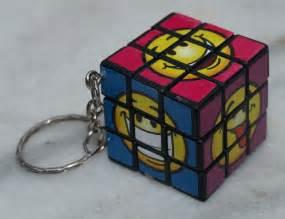 Smiley-Face Rubik's Cube