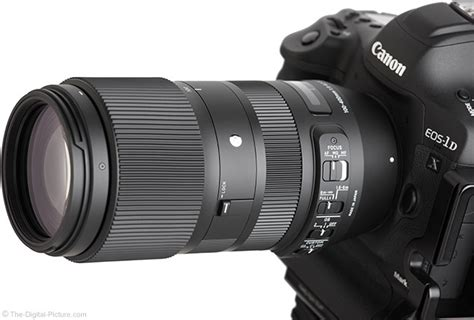 Sigma 100400mm F563 Dg Os Hsm C Lens Review