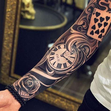 sleeve tattoos  men cool ideas designs  guide