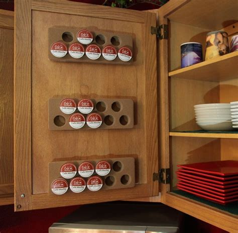 How are you going to store your pods? How to Organize K Cups - New Idea! | K cup storage, Coffee pod storage, Storage