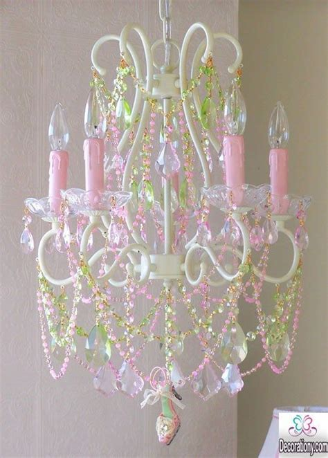 20 pink chandelier for room 2017 lighting