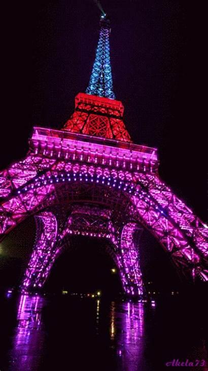 Tower Eiffel Paris Animation Decent Scraps Tour