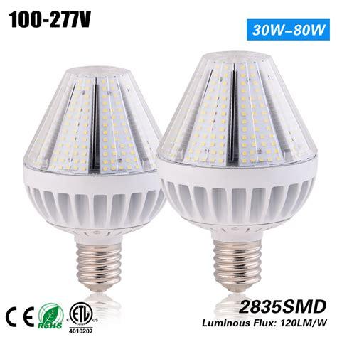 mogul base led payramid corn light bulb 50w replace 150w