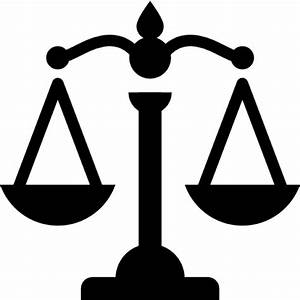 Scales representing justice Icons | Free Download