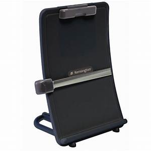 copy holders With adjustable easel document holder