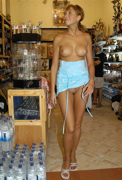 Russian Slut Allowed To Touch Her Pussy To Arab At Shop In egypt Russian sexy Girls