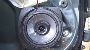2003-2007 Honda Accord Door Speaker Replacement