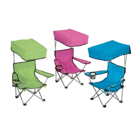 canopy chair color may vary sport and
