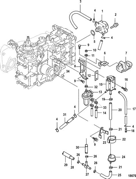 Mercury Outboard Motor Parts In Canada by Motor Parts Outboard Motor Parts Canada