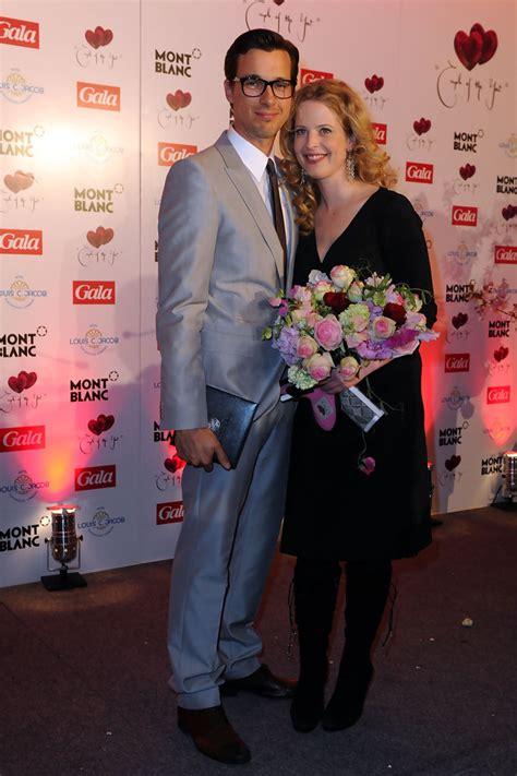 florian david fitz  gala couple   year  zimbio