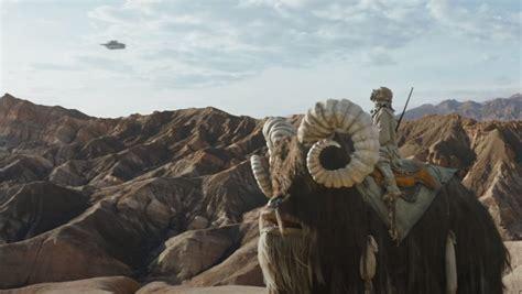 The aliens in The Mandalorian season 2 trailer