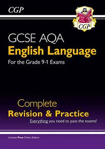 New Gcse English Language Aqa Revision Guide  U2013 For The