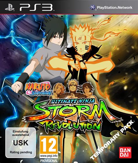 Naruto Shippuden Ultimate Ninja Storm Revolution Windows