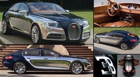 Bugatti Galibier Ipak Ide U Proizvodnju?