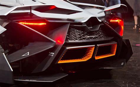 Lamborghini Misspells Lamborginih On Egoista One-off