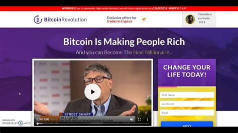 Bitcoin revolution review we recently found out that so many people work too hard on projects and jobs that yield such a little income. Bitcoin Revolution Review - Does It Work or Scam? Truth ...