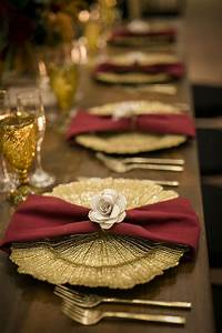 Round Reception Table Paper Flower As A Napkin Ring Paper Art For Your Wedding