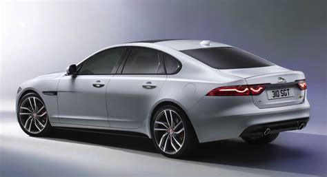 Fully Updated Premium Jaguar Xf For 2018 Model Year