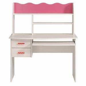 Bureau Fille Rose : bureaux design et contemporains pour votre confort techneb shop mobilier design qualit ~ Teatrodelosmanantiales.com Idées de Décoration