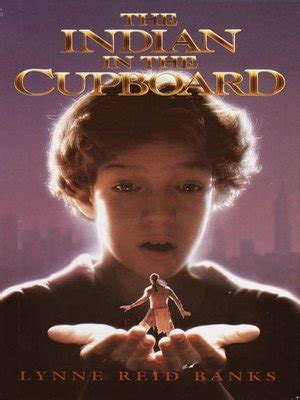Indian In The Cupboard Audiobook by The Indian In The Cupboard By Lynne Banks 183 Overdrive