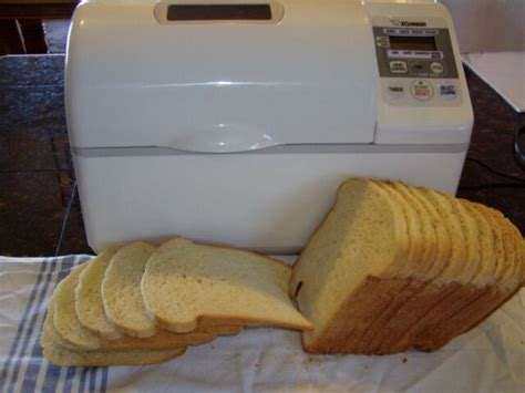 View Zojirushi Bread Machine Recipes Small Loaf PNG