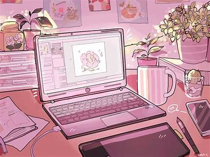 Aesthetic Pink Ago Weheartit Follow