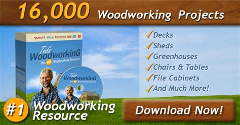 teds woodworking review  woodworking plans worth