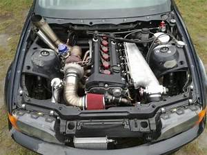 Bmw E46 With A Turbo Mercedes Inline