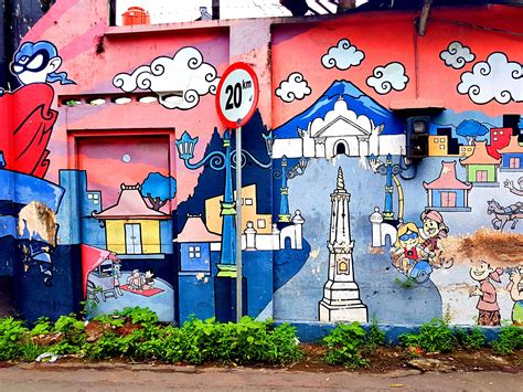 Graffiti Yogyakarta : 30 Pictures That Will Make You Want To Take A Trip Indonesia