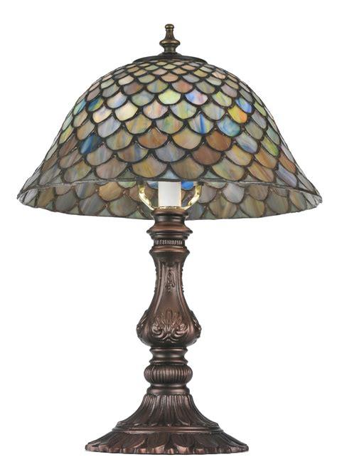 Meyda 26673 Tiffany Fishscale Accent Lamp