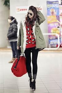 If it's cold where I live | Fashion, Korean fashion ...