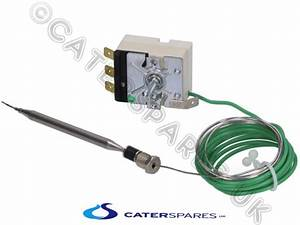Universal Bain Marie Wet Bath Warmer Control Temperature Thermostat Long Wire  U2013 Catersparesuk