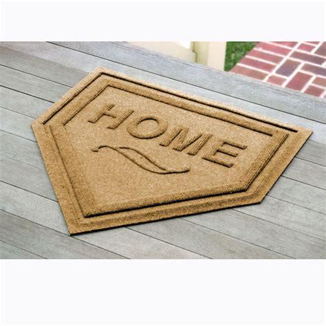 waterhog doormat waterhog home plate mat entry door mat ebay