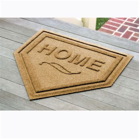 Home Plate Doormat waterhog home plate mat entry door mat ebay
