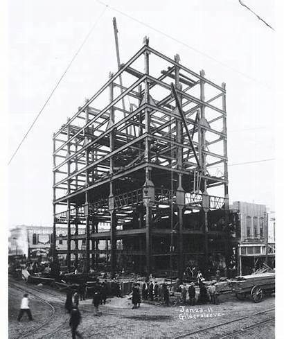 Alico Building Construction Waco Texas 1911 Modern