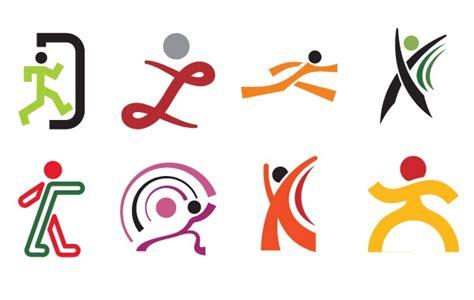sport logo free vector logo template