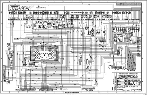 Freightliner Fld120 Wiring Schematic by I Freightliner 2007 Columbia I Need Wiring Diagram